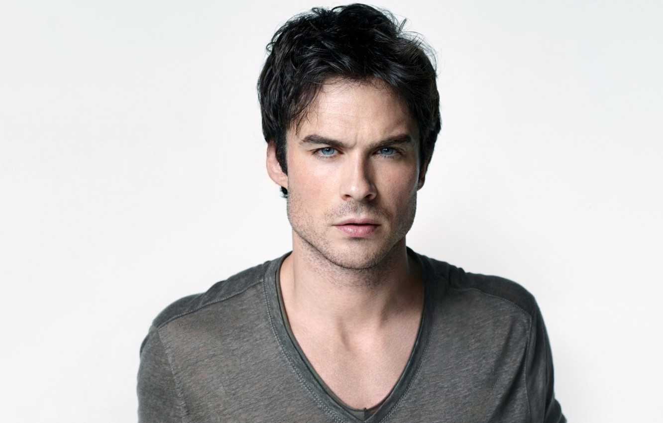 Photo wallpaper background, actor, male, the series, The Vampire Diaries, The vampire diaries, Ian Somerhalder, brunette, Ian …