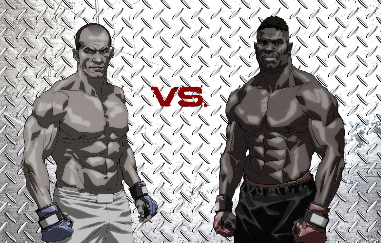 Photo wallpaper fights without rules, mma, ufc