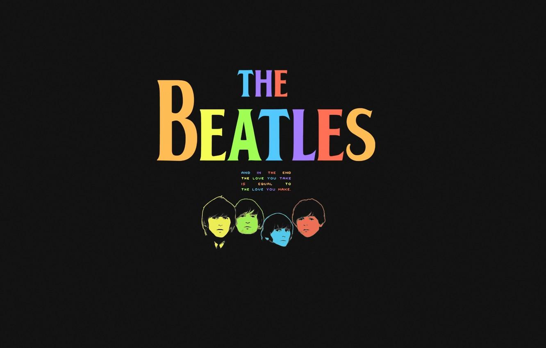 Photo wallpaper Music, The Beatles, Music, The Beatles