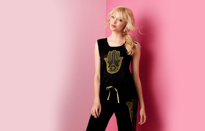 Photo wallpaper girl, model, girl, hd wallpaper, cora keegan