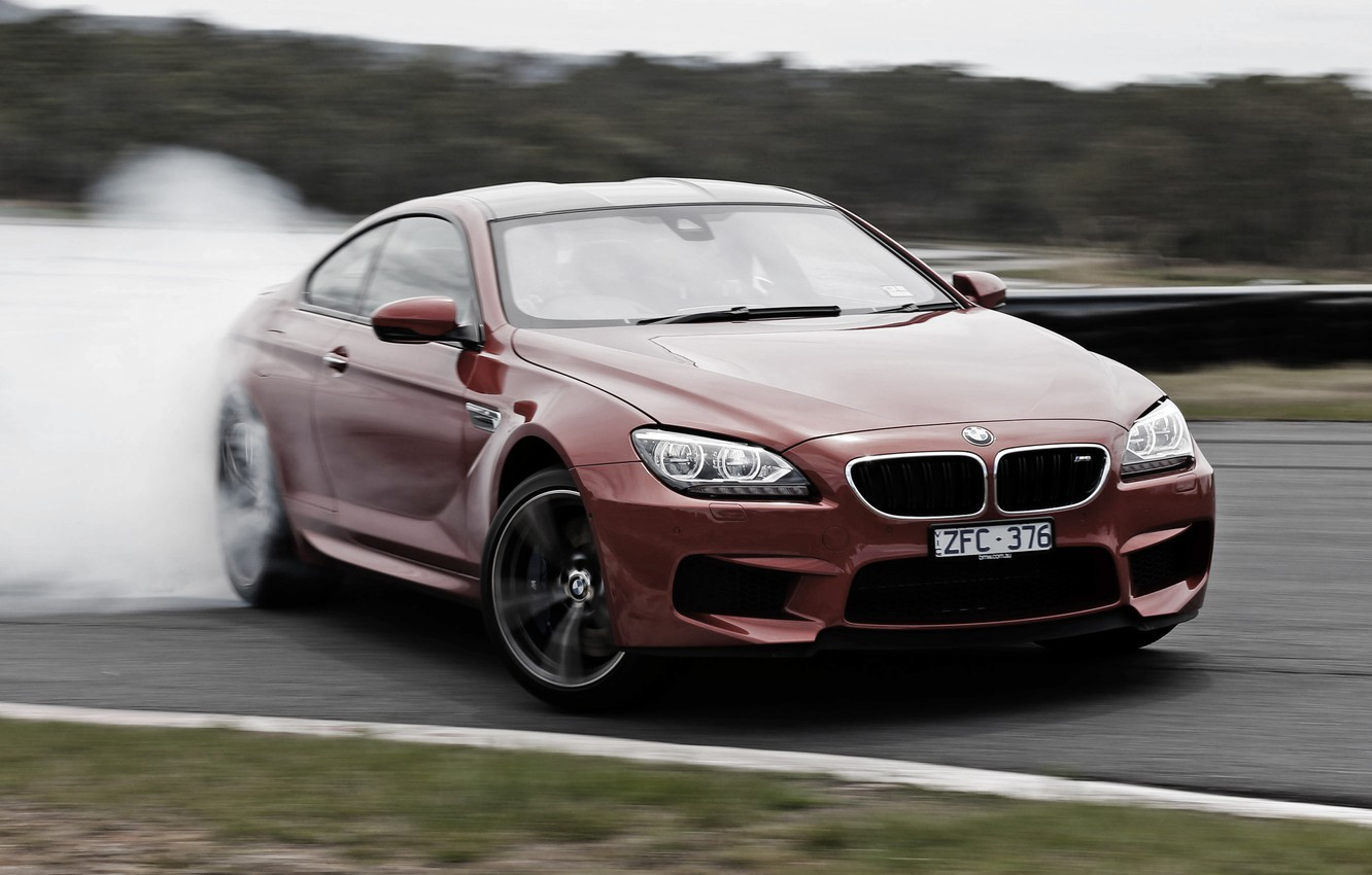 Photo wallpaper BMW, coupe, BMW, Coupe, F13
