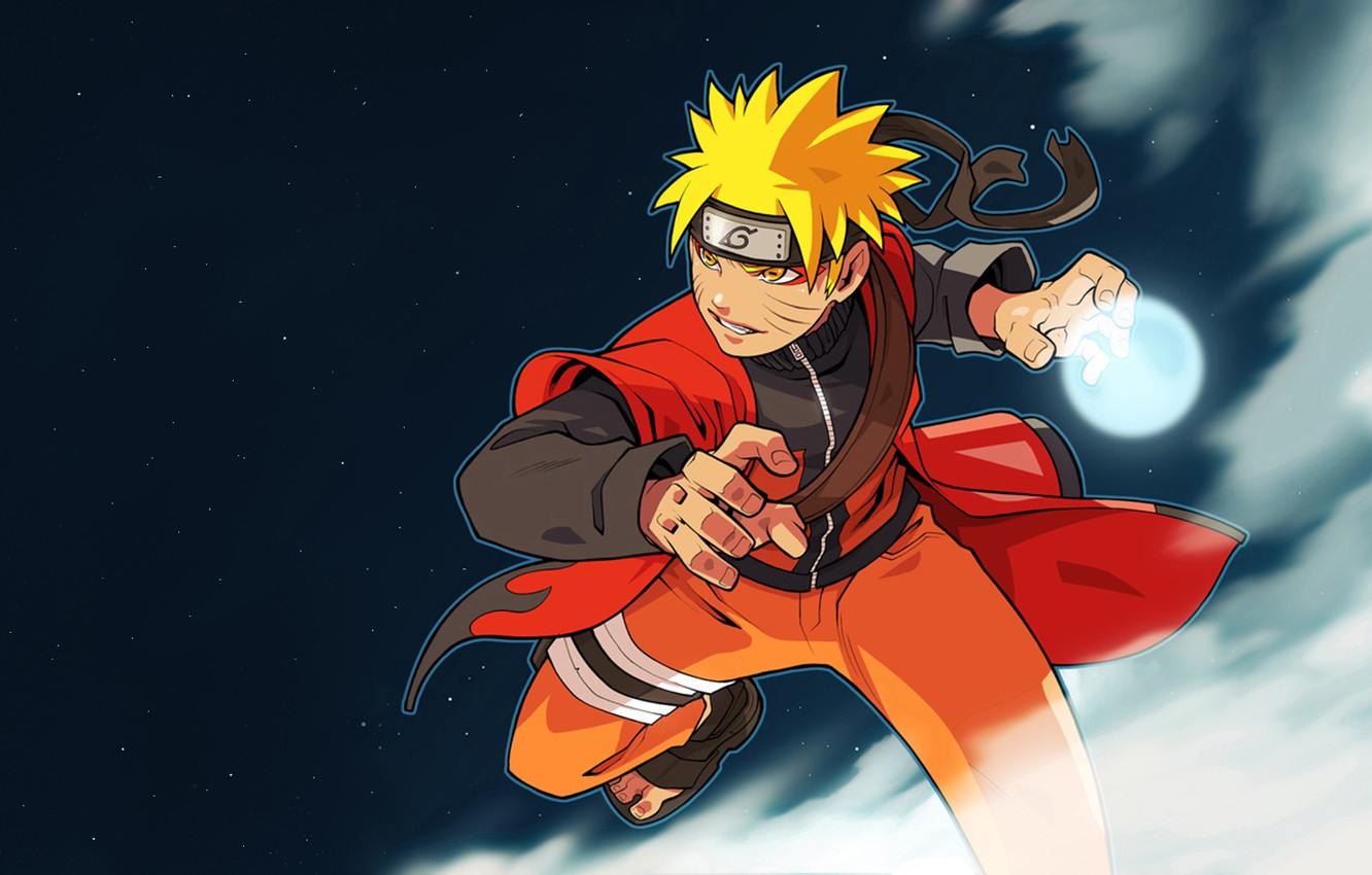 Wallpaper Star Naruto Anime Naruto Rasengan Sage Mode Images