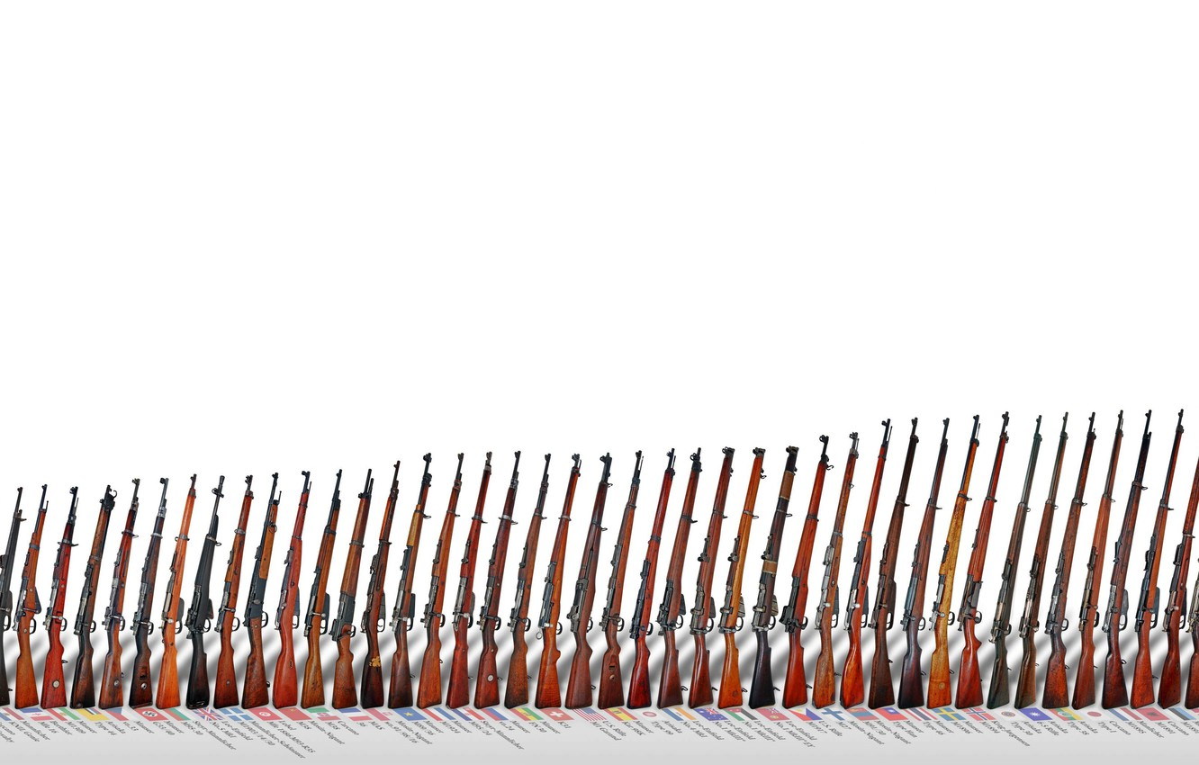 Photo wallpaper weapons, country, rifle, types, classification