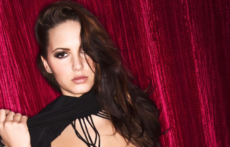 Wallpaper Look Girl Model Hair Brown Hair Sabine Emelyanov