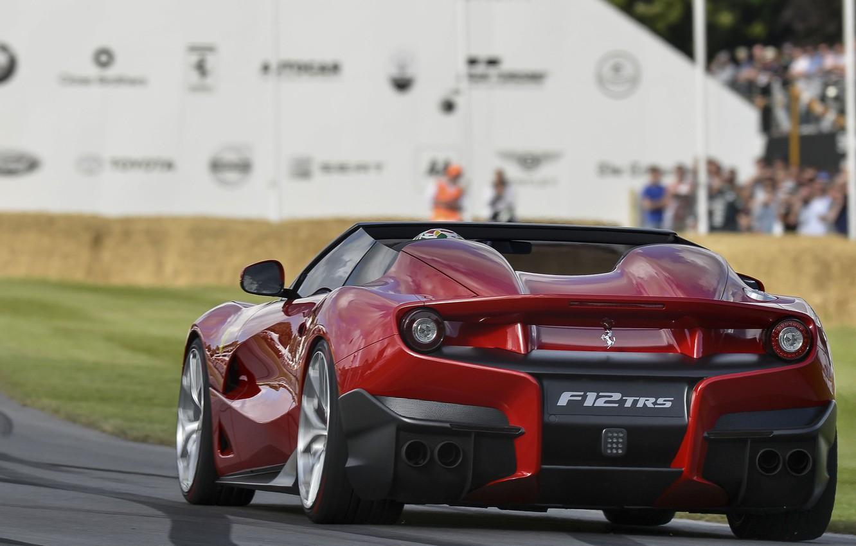 Photo wallpaper Ferrari, Ferrari, F12, F12, 2014, TRS