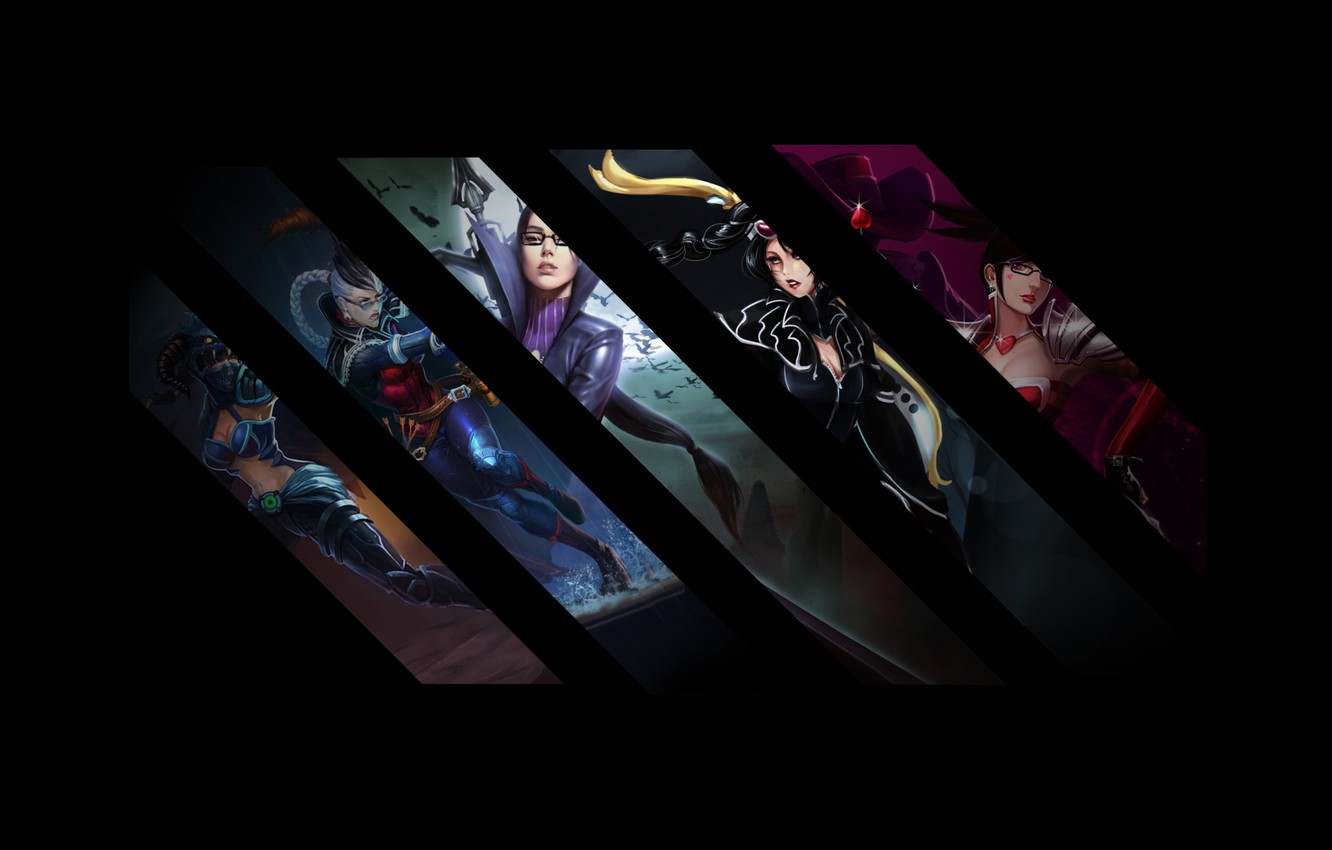 Wallpaper lol, Skin, Vayne, League Of Legend images for