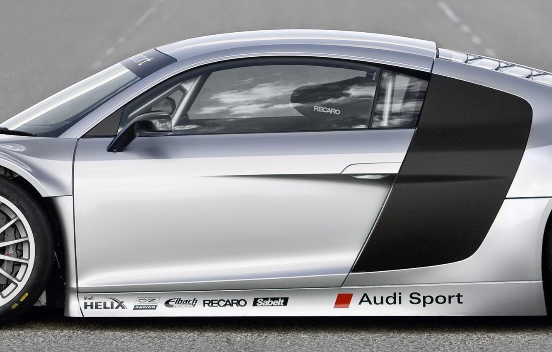 Photo wallpaper machine, auto, audi, Audi, panorama
