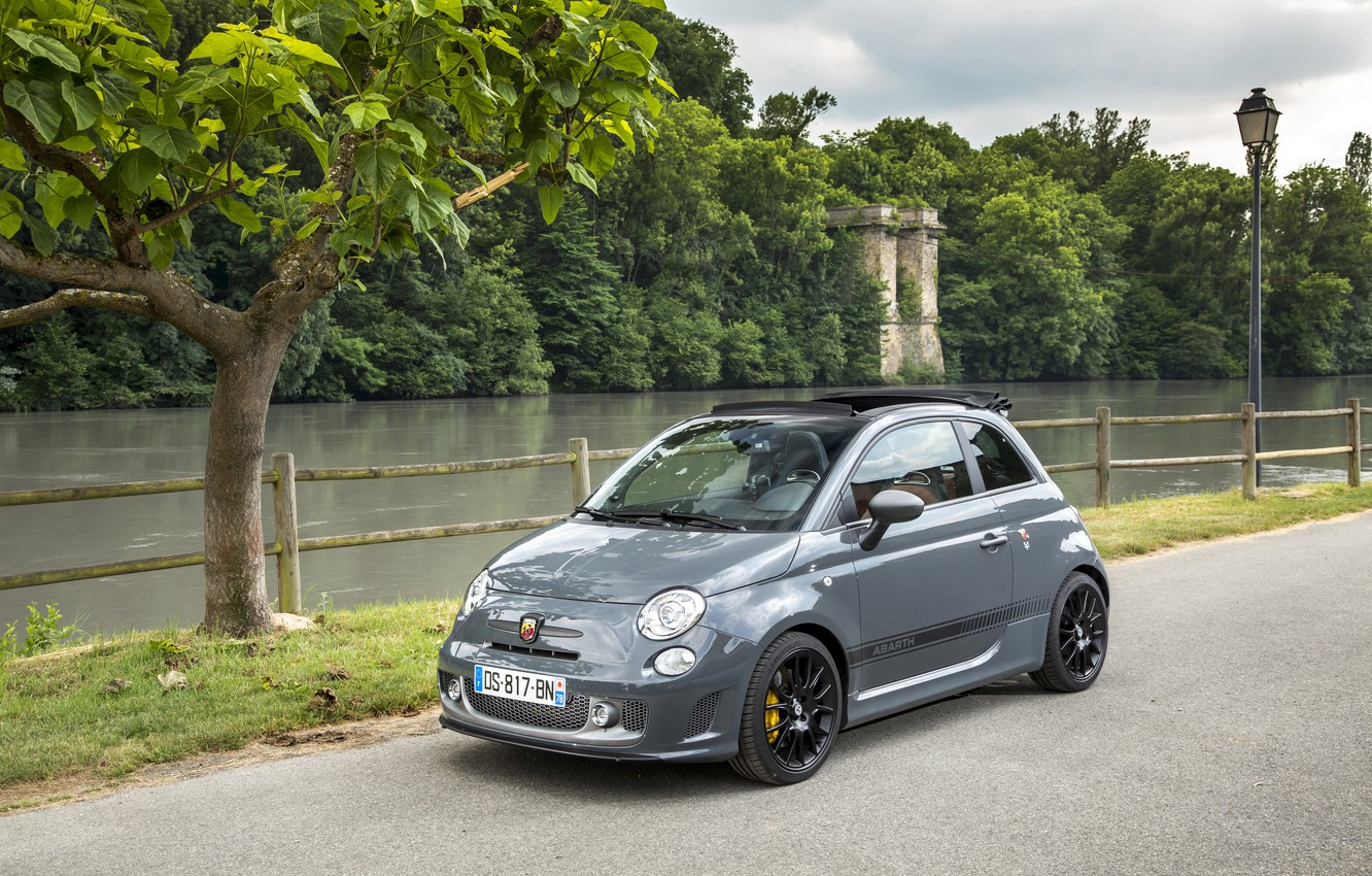 Photo wallpaper 2012, Fiat, Fiat, Abarth, Competition, of Abart, 595C