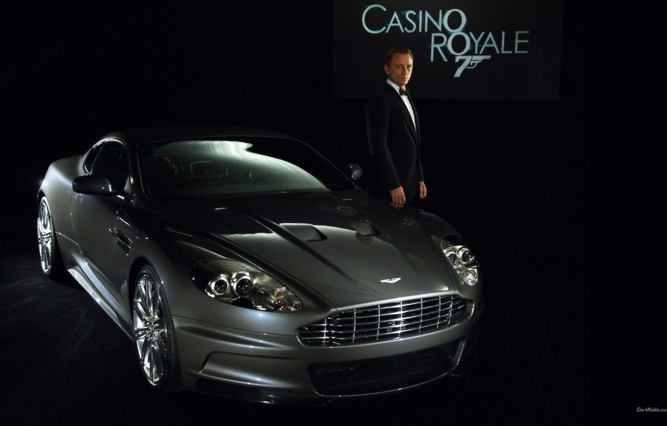 Photo wallpaper movie, James, Casino Royale, bond