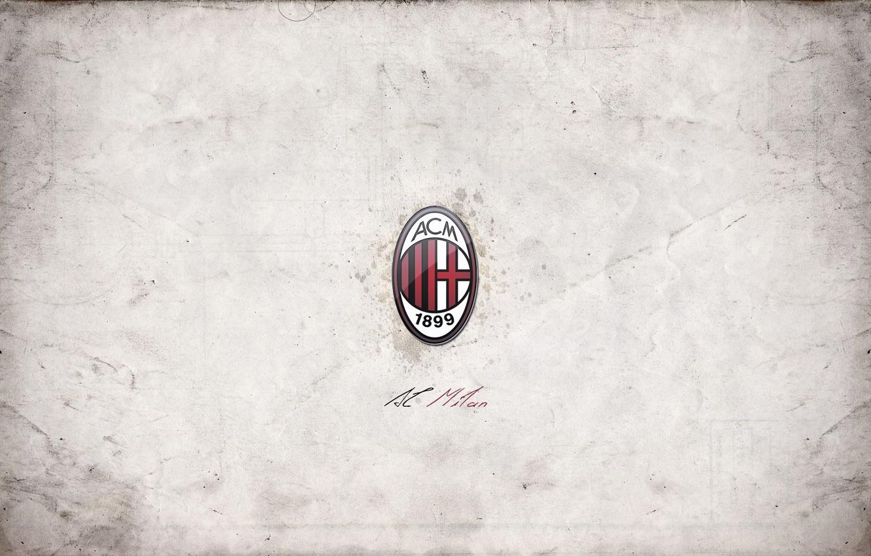 Photo wallpaper Milan, ac milan, rossoneri, Rossoneri