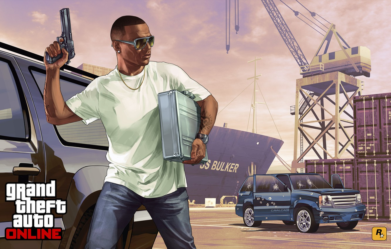Wallpaper Machine Man Port Grand Theft Auto V Gta Online