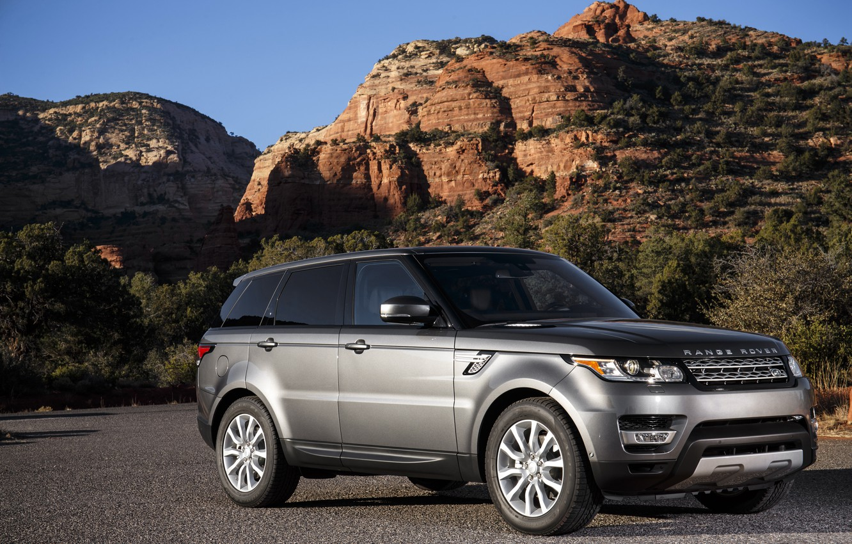 Photo wallpaper sport, Land Rover, Range Rover, Sport, land Rover, range Rover