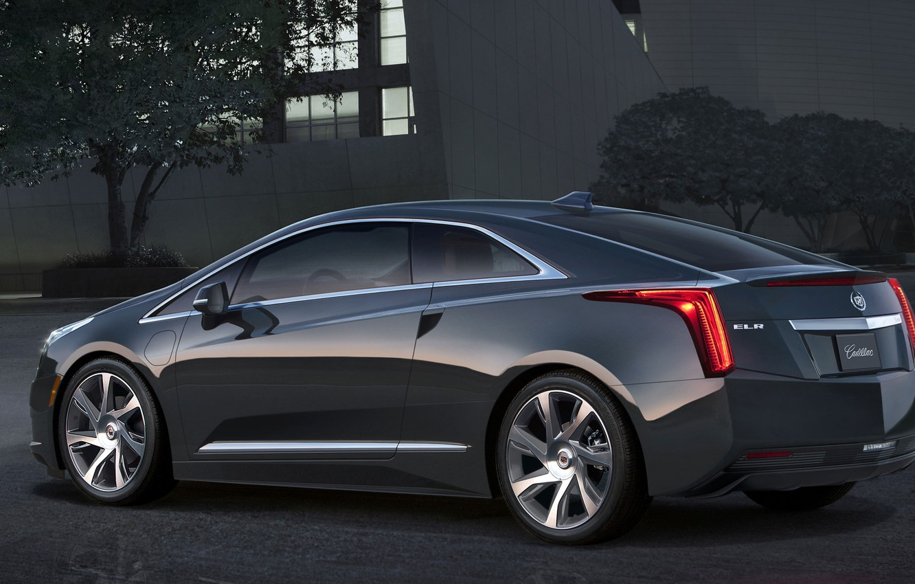 Photo wallpaper Cadillac, coupe, luxury, ELR