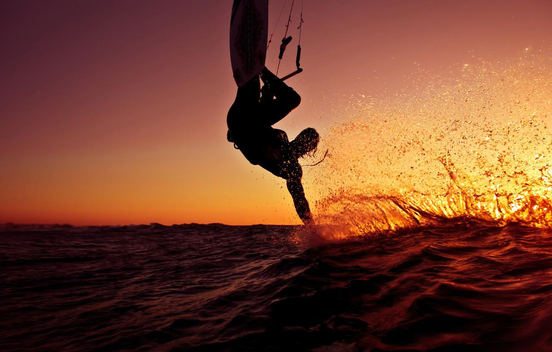 Photo wallpaper wave, summer, the sky, foam, the sun, drops, light, squirt, life, style, heat, the ocean, …