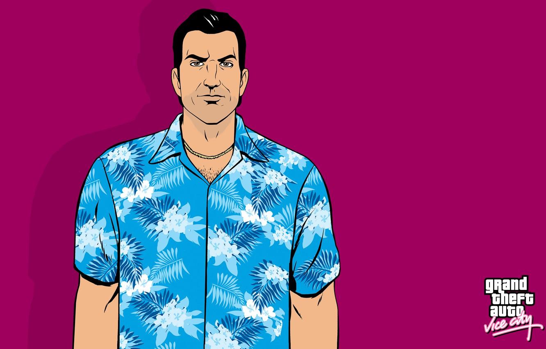Wallpaper Gta Rockstar Tommy Vercetti Grand Theft Auto Vice