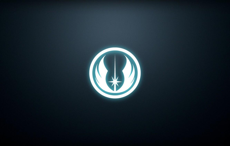 Wallpaper Logo Star Wars Star Wars Logo Jedi Jedi Images For Desktop Section Minimalizm Download