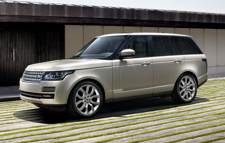 Photo wallpaper Machine, Desktop, Range Rover, Car, Car, Beautiful, Wallpapers, Beautiful, Wallpaper, Automobiles, Autobiography, Range Rover, Autobiography