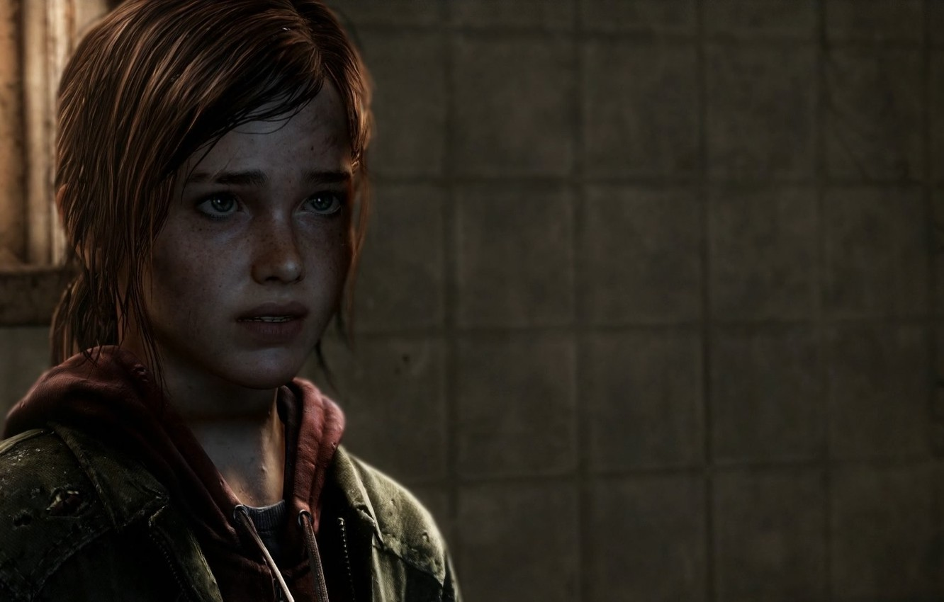 Wallpaper Ellie The Last Of Us Ellie Images For Desktop Section