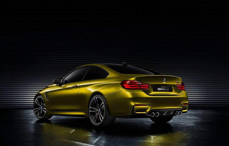 Photo wallpaper Concept, BMW, BMW, Coupe