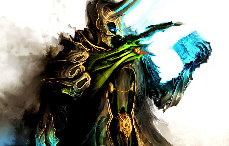 Photo wallpaper marvel, medieval, marvel, the Avengers, avengers, loki, Loki, medieval