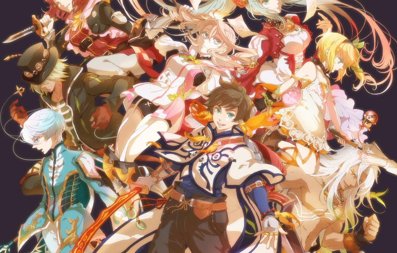 Wallpaper Anime Art Characters Tales Of Zestiria Images