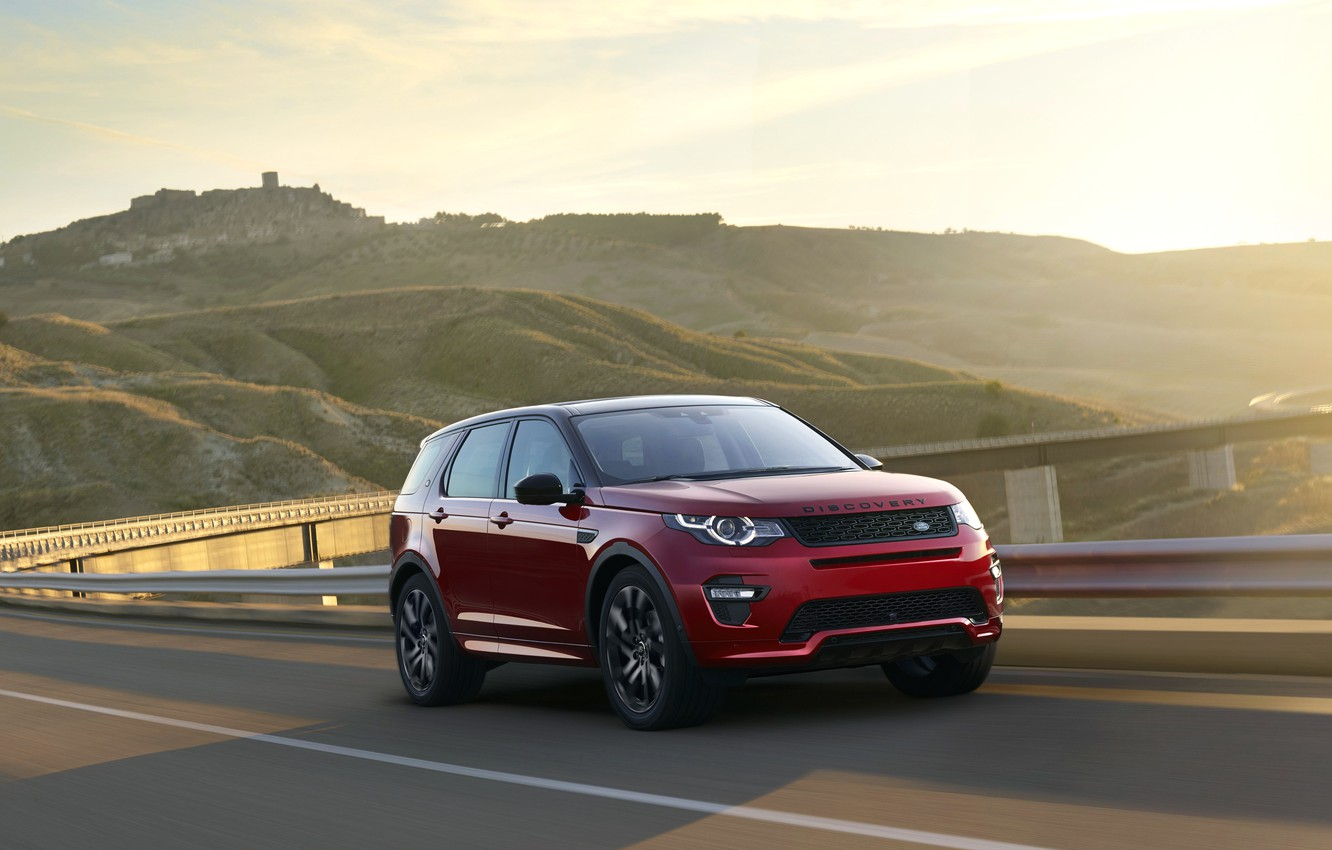 Photo wallpaper Land Rover, Discovery, alcohol, Sport, discovery, land Rover, Startech, 2015