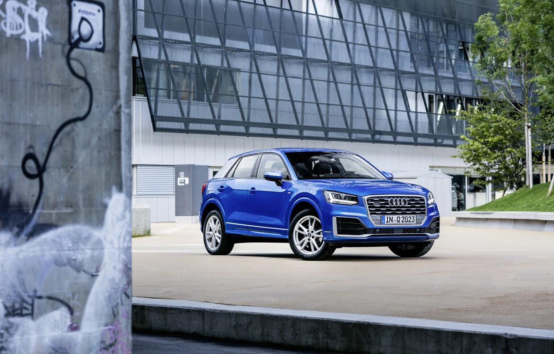 Photo wallpaper Audi, Audi, crossover