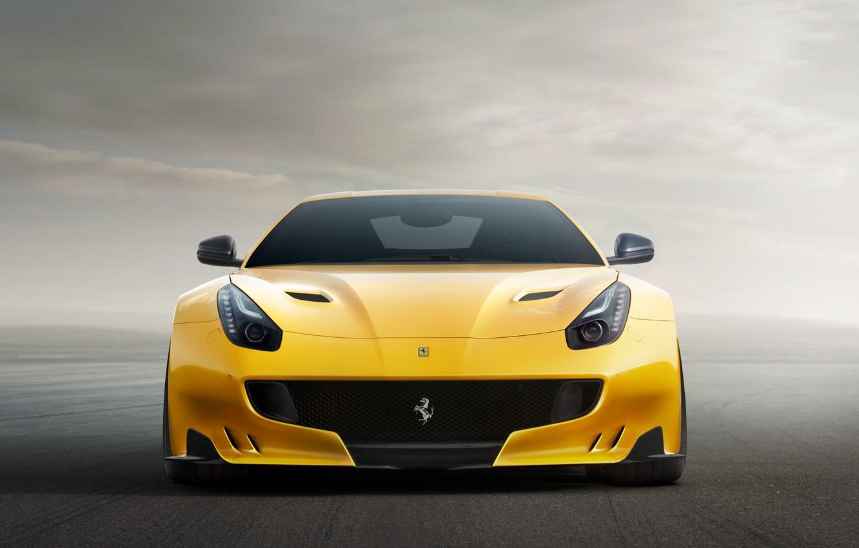 Photo wallpaper Ferrari, supercar, Ferrari, F12