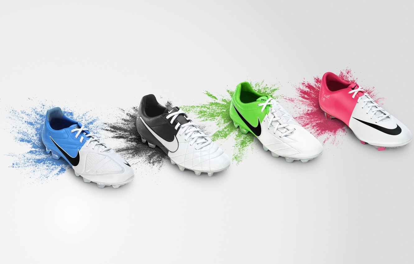 Photo wallpaper football, Nike, nike, EURO 2012, clash collection, new shoes