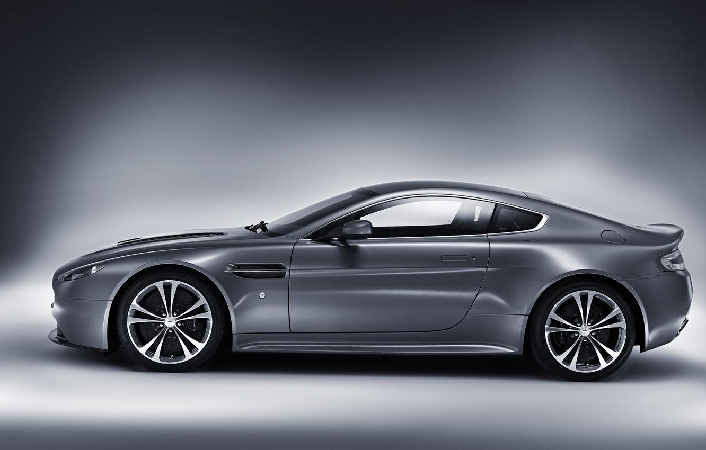 Photo wallpaper Aston Martin, Vantage, Machine, V12