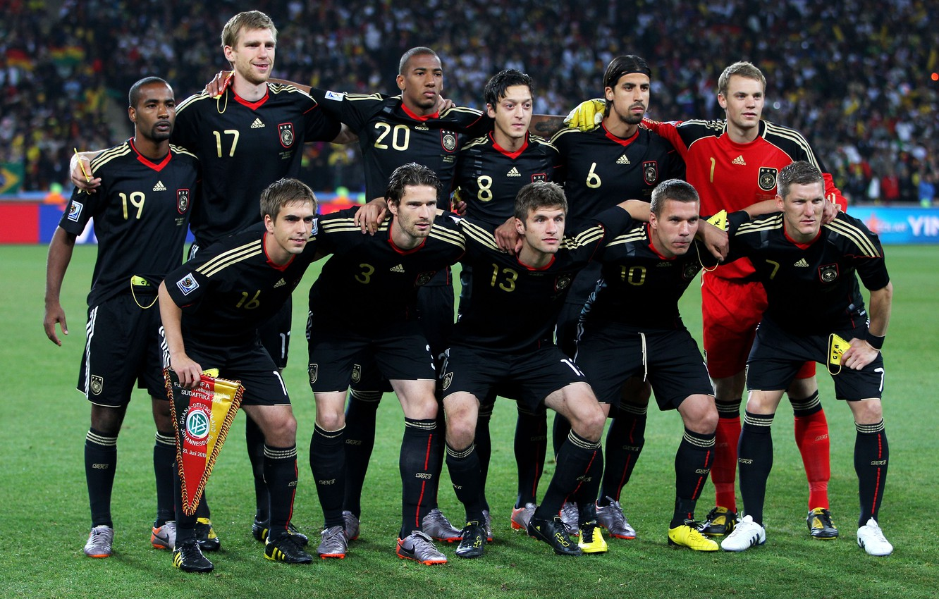 Photo wallpaper football, soccer, Germany, the Federal team