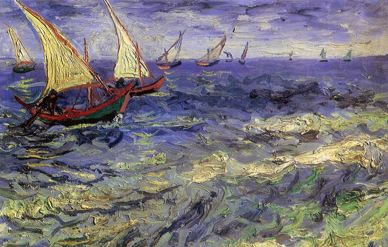Wallpaper sea, wave, the sky, landscape