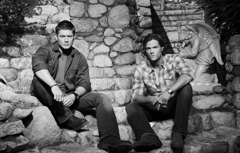 Photo wallpaper men, Supernatural, ot Zeus, sam, din