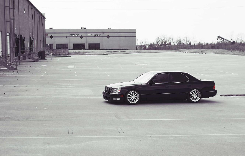 Photo wallpaper auto, tuning, lexus, Lexus