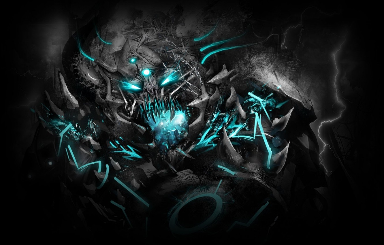 Photo wallpaper music, monster, music, Dubstep, dubstep, Excision