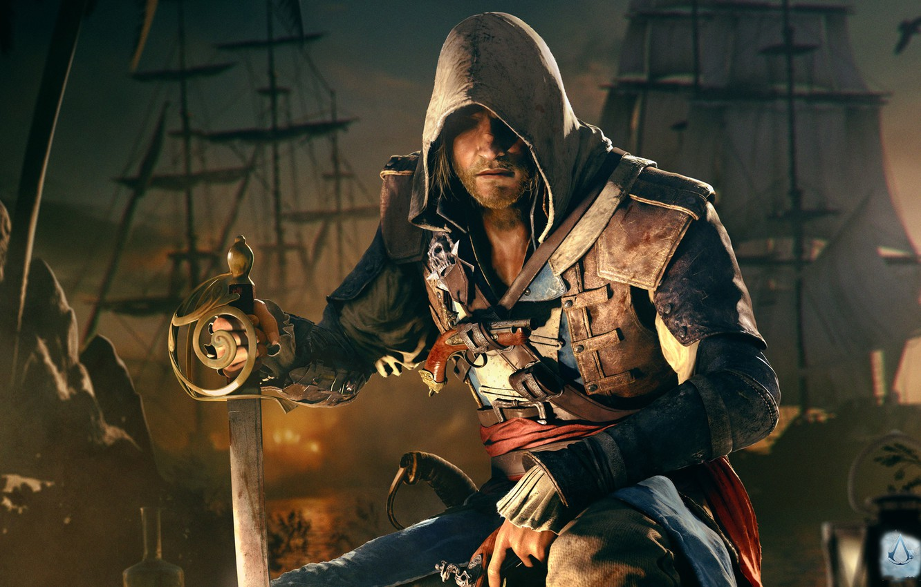 assassins creed black flag wallpaper for android