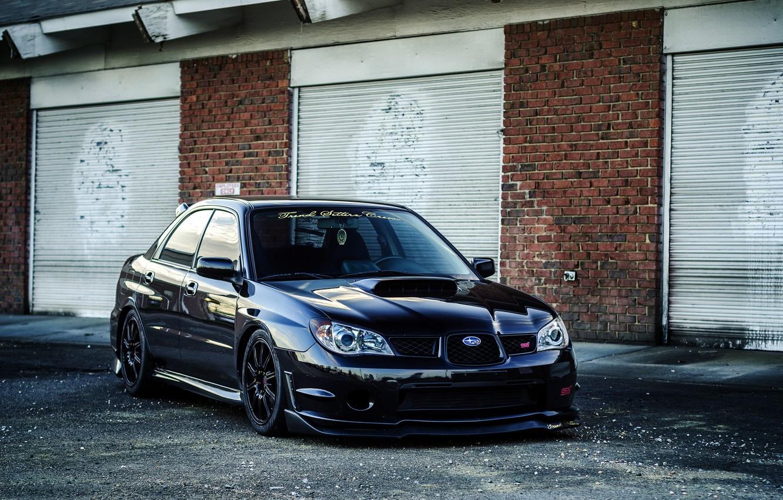 Wallpaper Subaru Impreza Wrx Black Subaru Impreza Sti Images