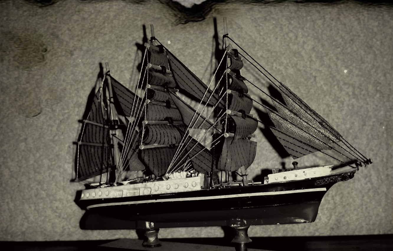 Photo wallpaper photo, interior, Ship, memory