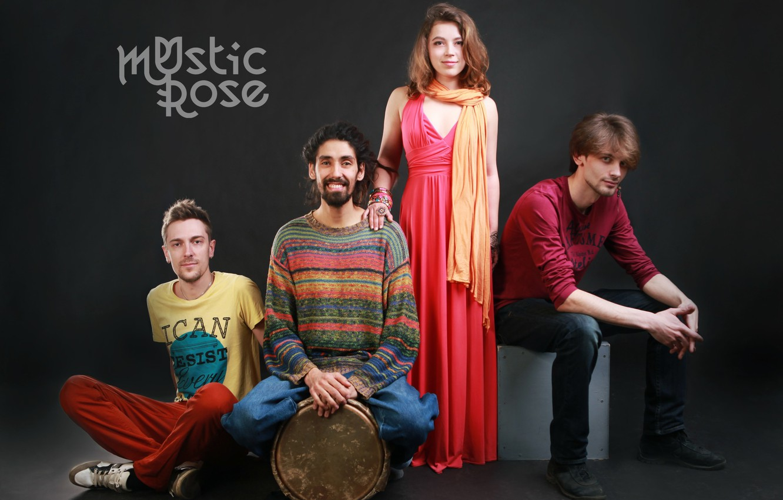 Photo wallpaper music, group, Aziz Ibragimov, ethno, Mystic Rose
