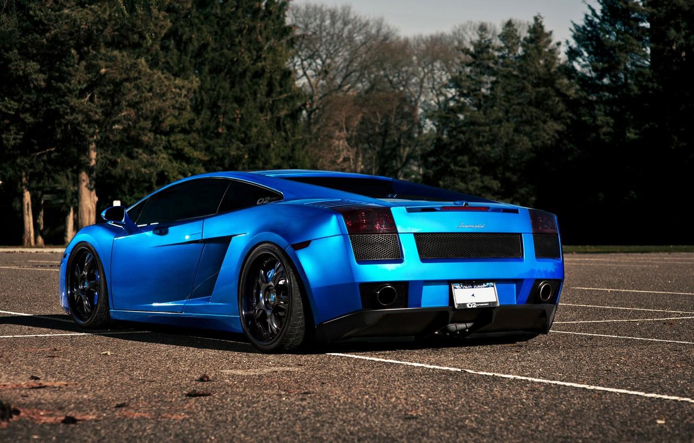 Photo wallpaper auto, blue, color, Lamborghini, cars, auto, Supercars, wallpapers auto, Supercar, dark blue, LAMBORGHINI GALLARDO, GALLARDO