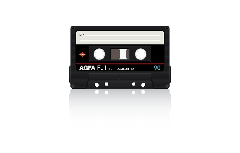 Photo wallpaper style, retro, music, disco, film, cassette, the subject, audio cassette