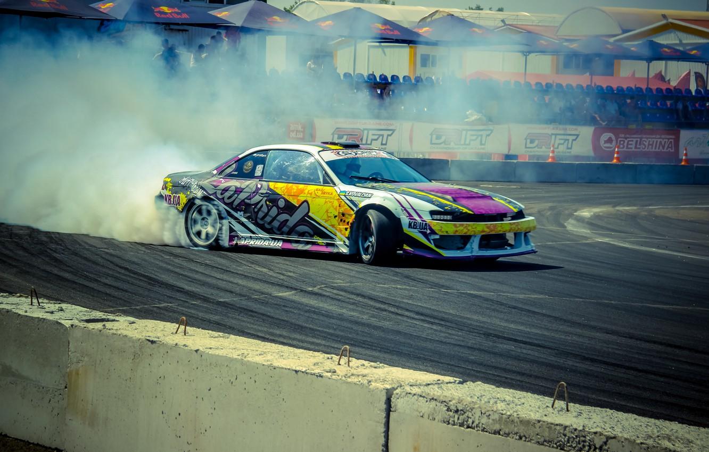 Photo wallpaper race, tuning, airbrushing, Drift