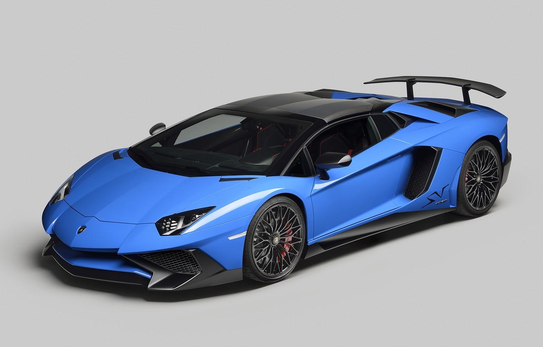 Photo wallpaper Lamborghini, supercar, Lamborghini, Aventador, aventador, 2015, LP 750-4