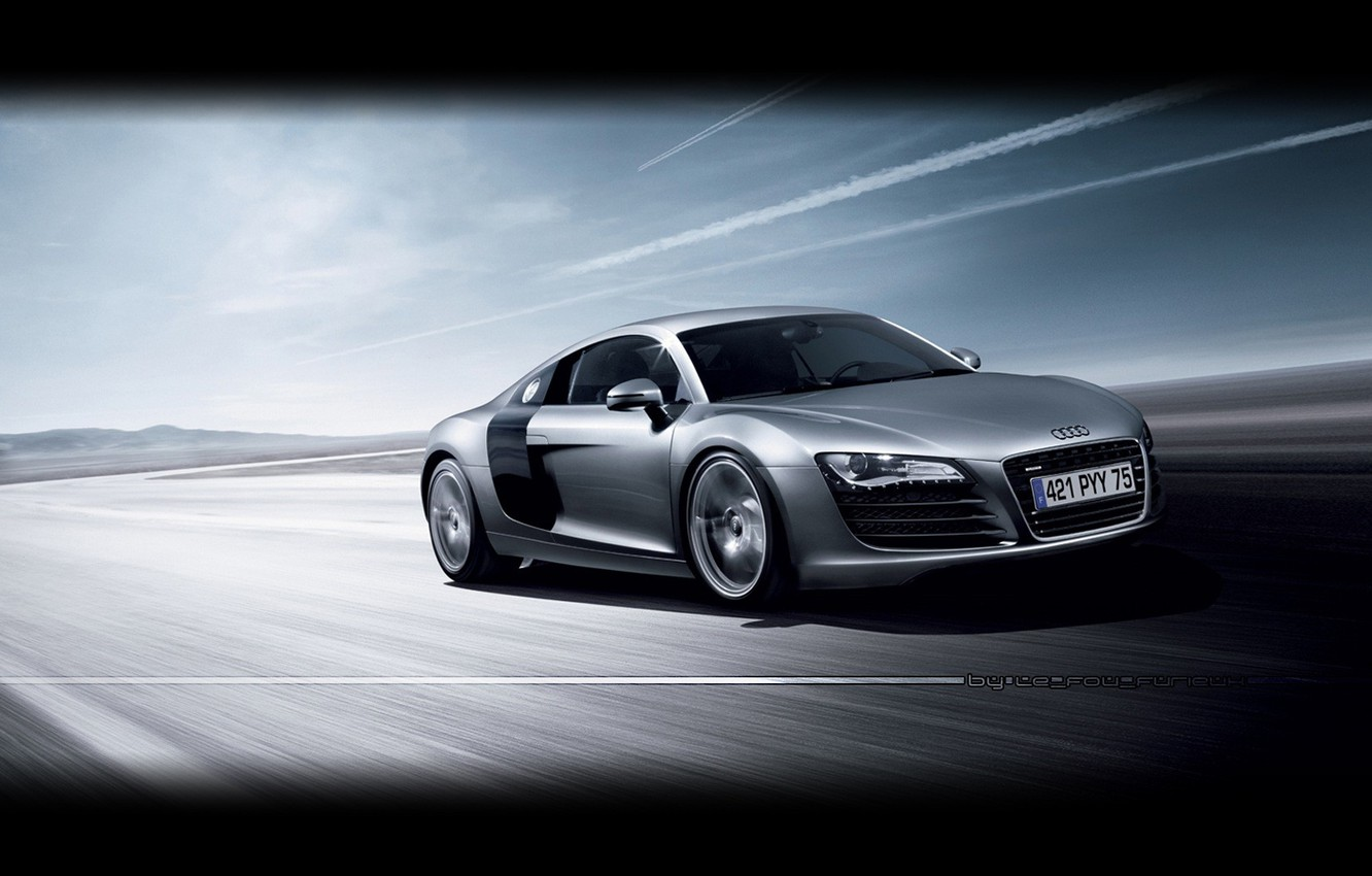 Photo wallpaper car, machine, auto, Audi, audi