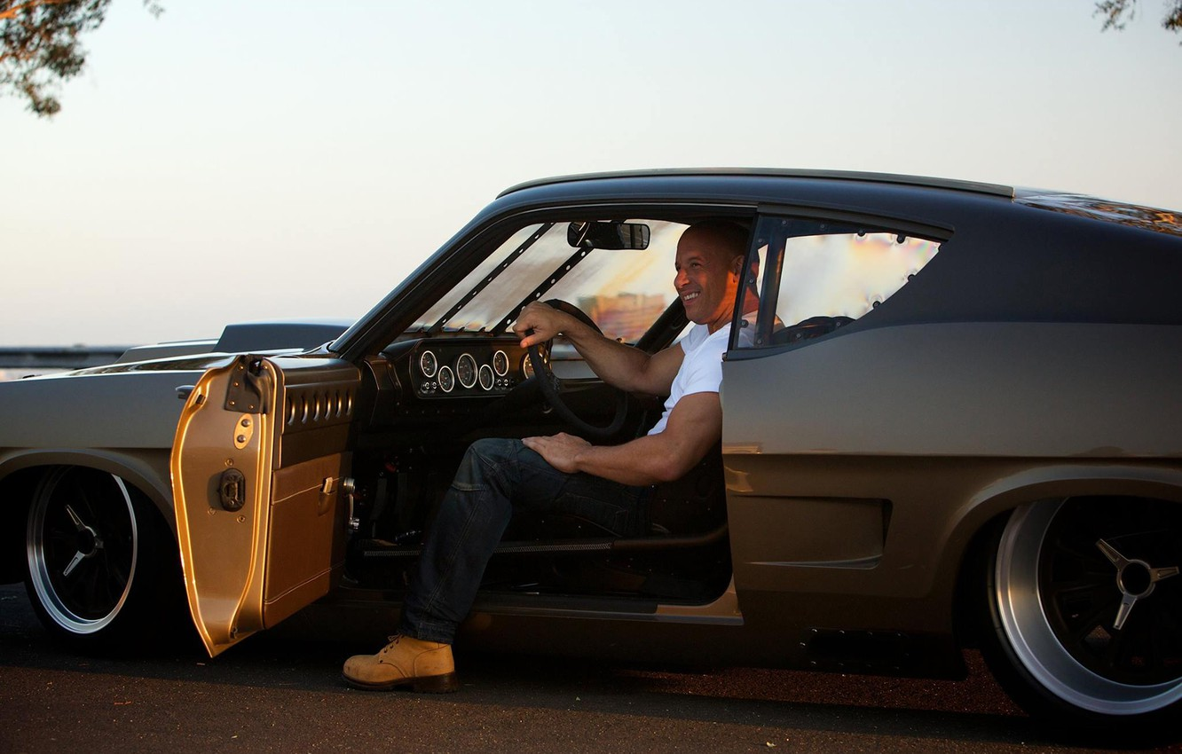 Wallpaper Vin Diesel Fast Amp Furious 7 Fast And Furious 7