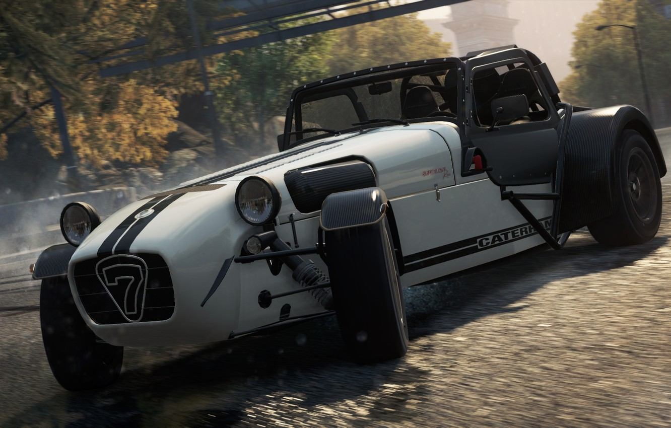 Photo wallpaper 2012, Need for Speed, nfs, R500, Most Wanted, Superlight, NSF, NFSMW, Caterham Seven