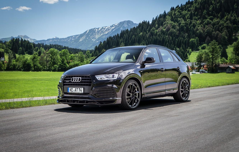 Photo wallpaper Audi, Audi, crossover, ABBOT