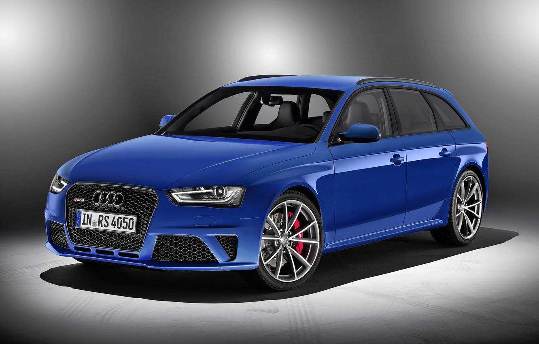 Photo wallpaper Audi, RS4, 2014, Before Nogaro