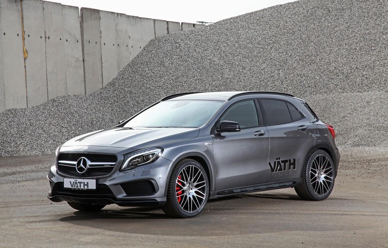 Photo wallpaper Mercedes-Benz, Mercedes, AMG, AMG, VATH, X156, GLA-Class