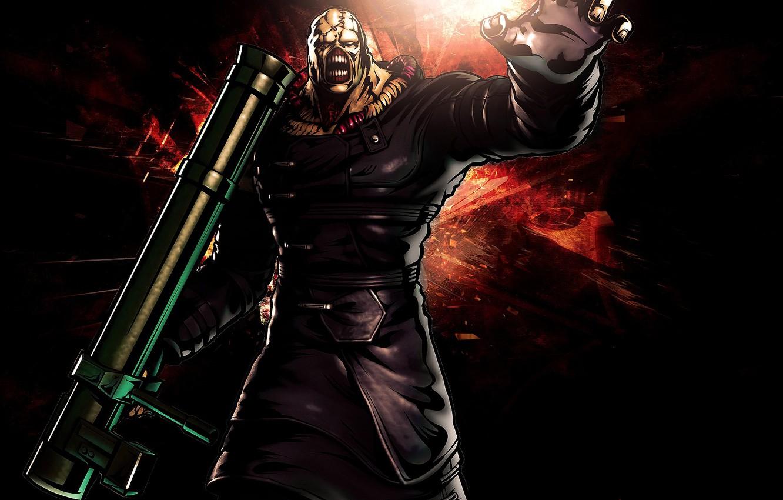 Wallpaper Resident Evil 1920x1080 Capcom Nemesis Resident Evil 3 Images For Desktop Section Igry Download